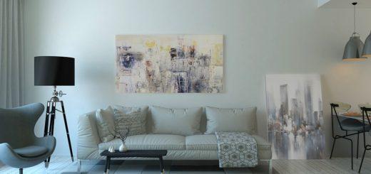 Správný nábytek do obýváku