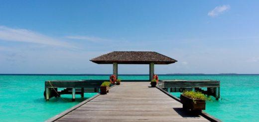 vydejte se na Maledivy