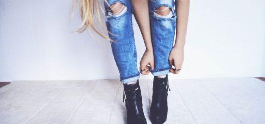 džíny základ šatníku