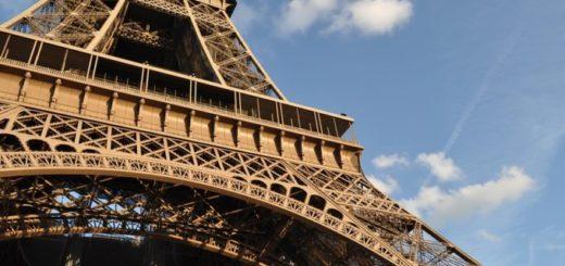 Paříž fontána
