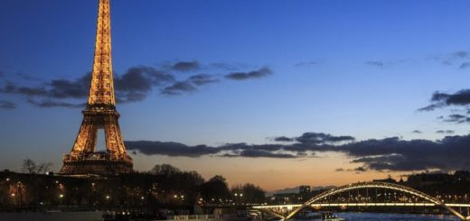 paříž co vidět