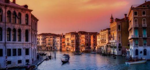 Benátky info