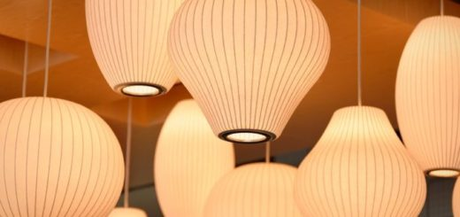 výběr lampy