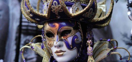 Najznámejšie masky a kostýmy benátskeho festivalu